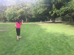Trine Haugen Sandnes Disc Golf Klubb