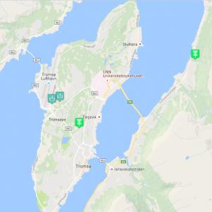 Tromsø frisbee